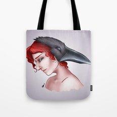 Heavy Burden Tote Bag