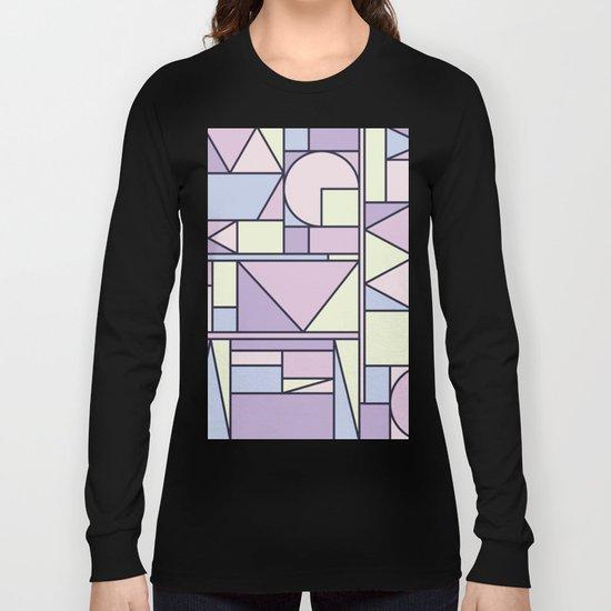 Kaku Pastel Long Sleeve T-shirt