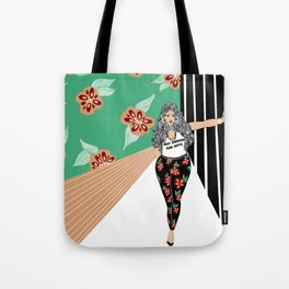 Not dressed for boys Tote Bag