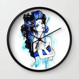 Sashi Wall Clock