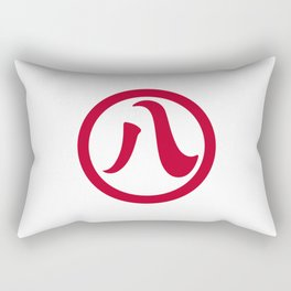 Nagoya 名古屋 Basic Rectangular Pillow
