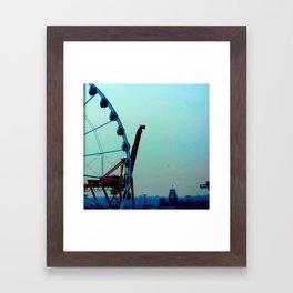 Cargosel Framed Art Print