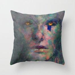 Soulless Throw Pillow