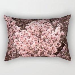 Spring Blossoms - II Rectangular Pillow
