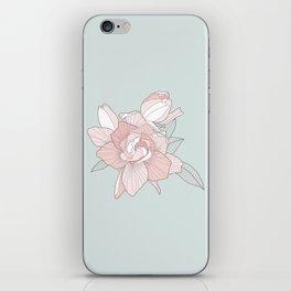 GARDENIA - Mint iPhone Skin