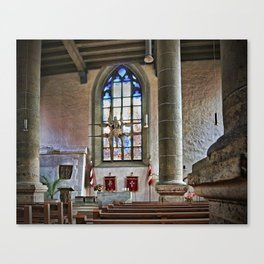 Rothenburg 25 Canvas Print