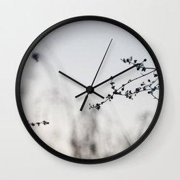 Silhouette 02 Wall Clock