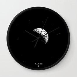 MIMAS - The Real Death Star Wall Clock