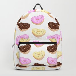 Love donuts Backpack