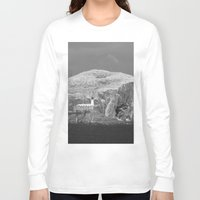 scotland Long Sleeve T-shirts featuring Bass Rock, Scotland by Phil Smyth