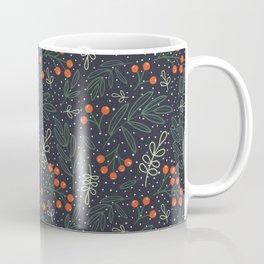 Festive Botanicals Coffee Mug