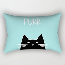 Purr Rectangular Pillow