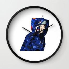 itachi bape Wall Clock