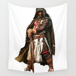 Templar sergeant Wall Tapestry