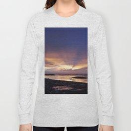 Beams of Light across the Sky Long Sleeve T-shirt