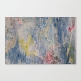 sweet blues Canvas Print