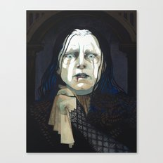 Wormtongue Canvas Print