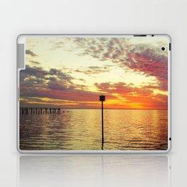 Dock of the Bay Laptop & iPad Skin