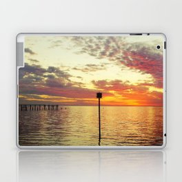 Dock of the Bay Laptop & iPad Skin
