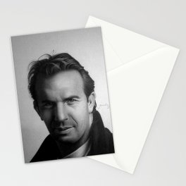 KEVIN COSTNER Stationery Cards