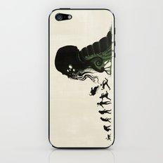 Lovecraftian Darwinism iPhone & iPod Skin