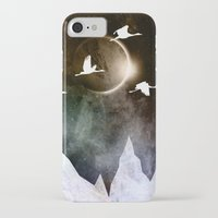 fly iPhone & iPod Cases featuring Fly High by Nireth