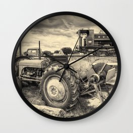 Kilmersdon Fergie Toned Wall Clock