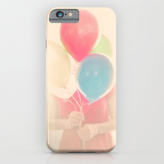 Balloon Girl iPhone & iPod Case