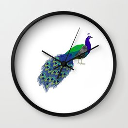 FULL DISPLAY Wall Clock