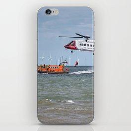 Rhyl Air Sea Rescue iPhone Skin