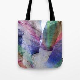 Color Canyon Tote Bag