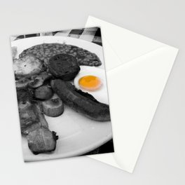Fry Up Stationery Cards