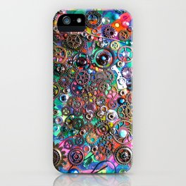 Chase the Gears iPhone Case