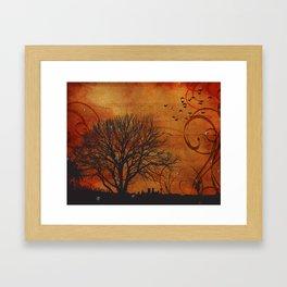 Tree of Dreams Framed Art Print