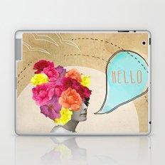 Collage Love - Miss Lady Bird Laptop & iPad Skin