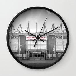 Riverside Stadium Wall Clock
