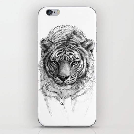 Tiger SK0102 iPhone & iPod Skin