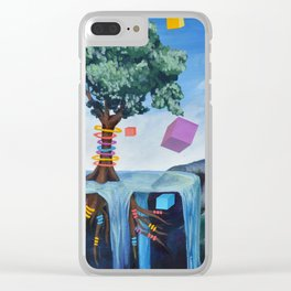 Afloat Clear iPhone Case