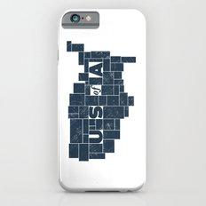U S of A Slim Case iPhone 6s