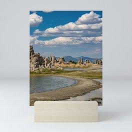 Mono Lake, California - III Mini Art Print