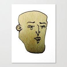 F A C E 3 Canvas Print