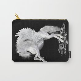 The Pegasus ..  StarFire .. fantasy horse Carry-All Pouch