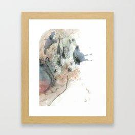 Pathogen Framed Art Print