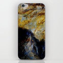 Blue Hymn iPhone Skin