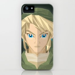 The Hero of Time iPhone Case