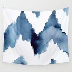Ikat Chevron Wall Tapestry