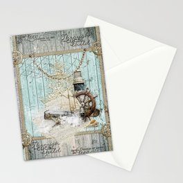Sailor Stationery Cards