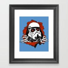 Stormripper  Framed Art Print