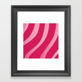 Tuna Sashimi Framed Art Print