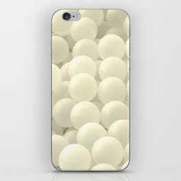 Ping Pong iPhone Skin